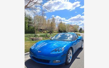 2008 Chevrolet Corvette Stingray Coupe w/ 1LT for sale 101495304
