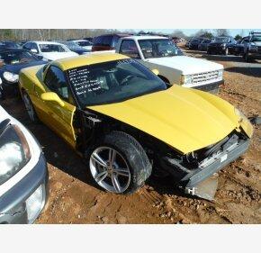 2008 Chevrolet Corvette Coupe for sale 100292351