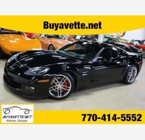 2008 Chevrolet Corvette Z06 Coupe for sale 101155634