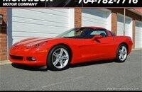 2008 Chevrolet Corvette Coupe for sale 101217767
