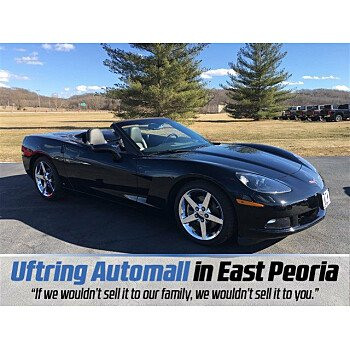 2008 Chevrolet Corvette Convertible for sale 101219182