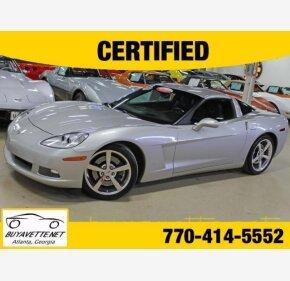 2008 Chevrolet Corvette Coupe for sale 101303301