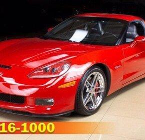 2008 Chevrolet Corvette Z06 Coupe for sale 101343448