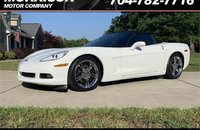 2008 Chevrolet Corvette Convertible for sale 101350788