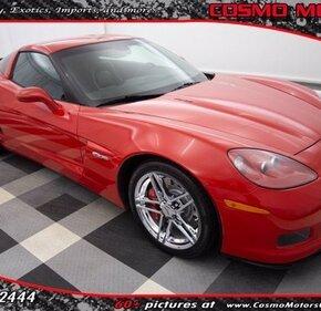2008 Chevrolet Corvette for sale 101376938