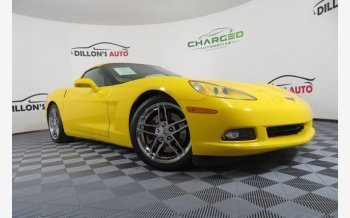2008 Chevrolet Corvette for sale 101466019