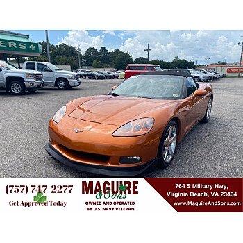 2008 Chevrolet Corvette for sale 101577619