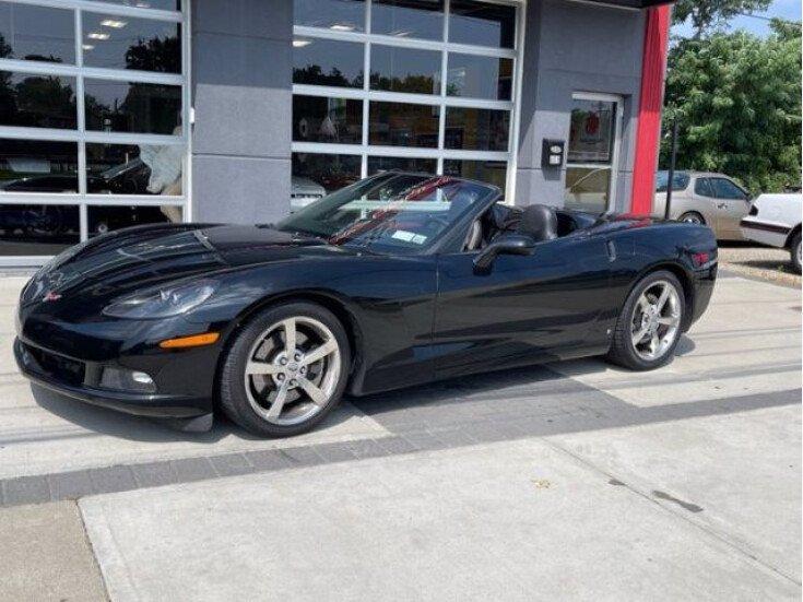 2008 Chevrolet Corvette for sale 101595894