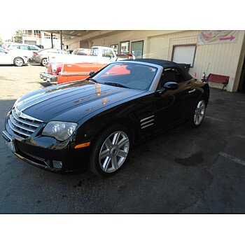 2008 Chrysler Crossfire Limited Convertible for sale 101574837
