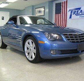 2008 Chrysler Crossfire for sale 101330330