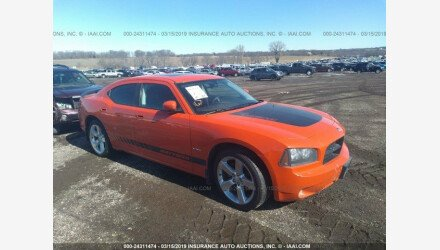 2008 Dodge Charger R/T for sale 101109972