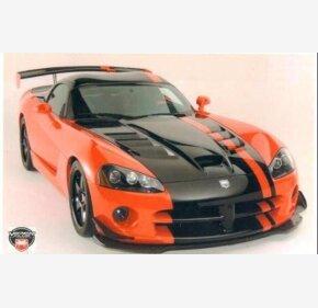 2008 Dodge Viper ACR for sale 100835477