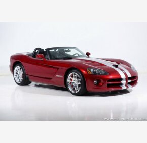 2008 Dodge Viper SRT-10 Convertible for sale 101200599