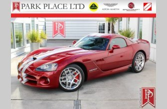 2008 Dodge Viper SRT-10 Coupe for sale 101292176