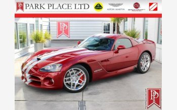 2008 Dodge Viper SRT-10 Coupe for sale 101292176