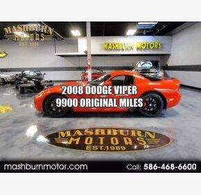 2008 Dodge Viper SRT-10 Coupe for sale 101388429