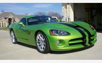 2008 Dodge Viper SRT-10 Coupe for sale 101538001