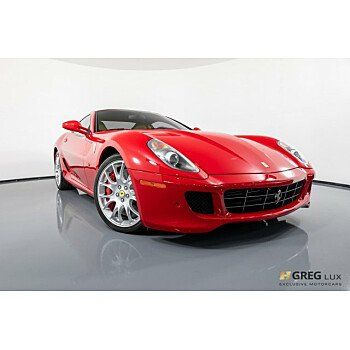 2008 Ferrari 599 GTB Fiorano for sale 101068526