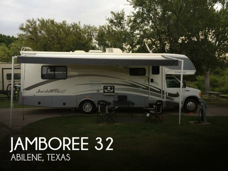 2004 ford e450 super duty jamboree gt fleetwood rv