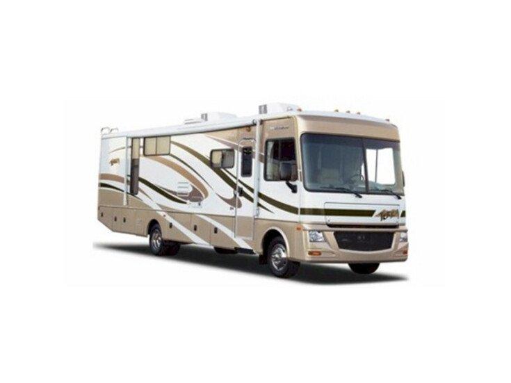 2008 Fleetwood Terra 33L specifications