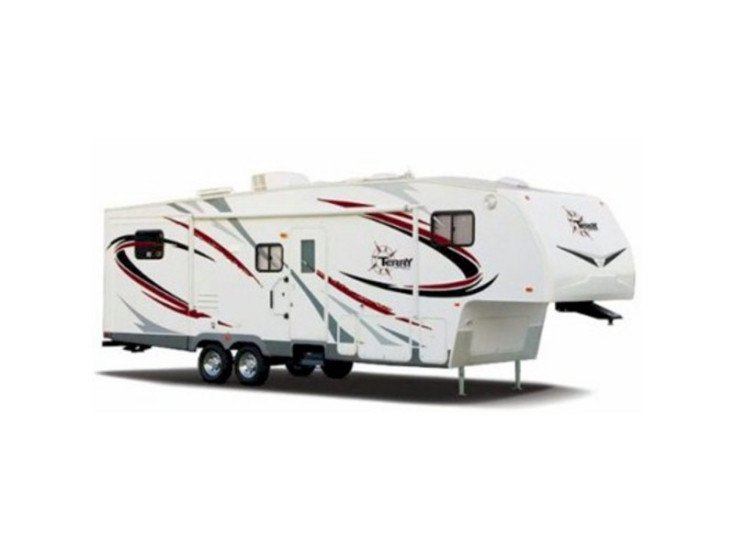 2008 Fleetwood Terry 285RKDS specifications