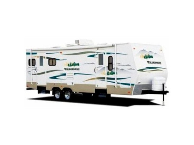 2008 Fleetwood Wilderness 280BHS specifications