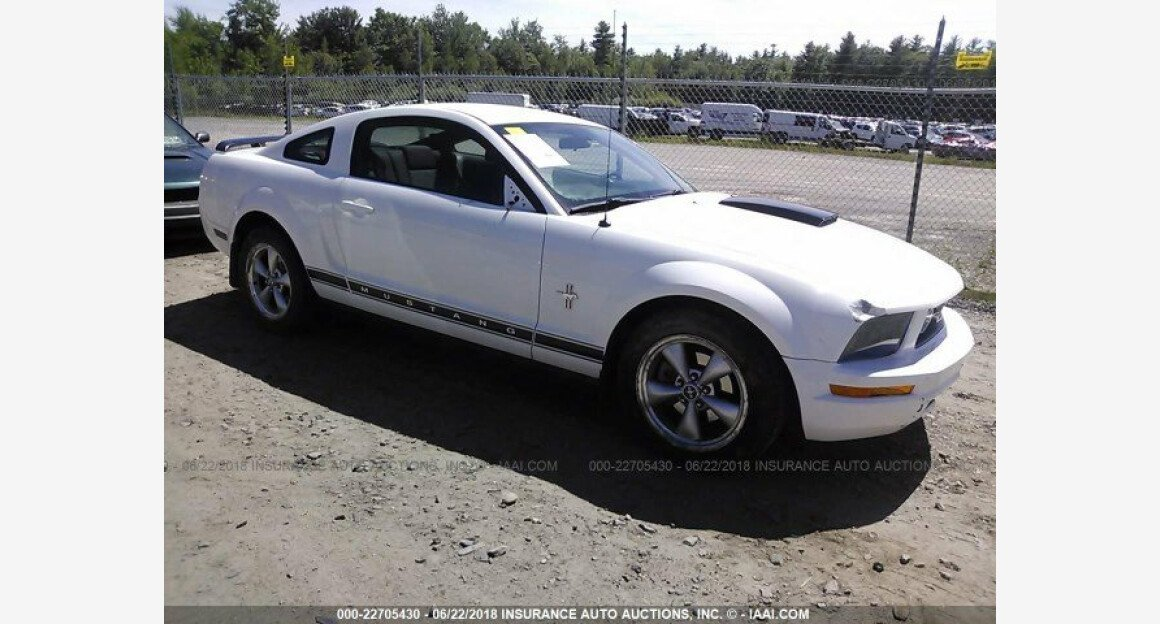 2008 Ford Mustang Coupe for sale 101015863
