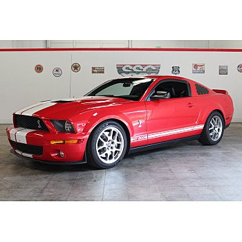 2008 Ford Mustang Shelby GT500 Coupe for sale 101025017