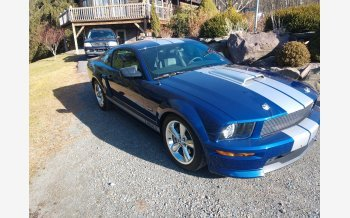 2008 Ford Mustang Shelby GT350 for sale 101250318
