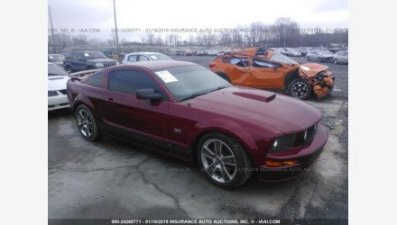2008 Ford Mustang GT Coupe for sale 101126408