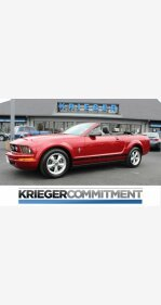 2008 Ford Mustang Convertible for sale 101127331