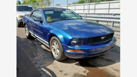 2008 Ford Mustang Convertible for sale 101191383