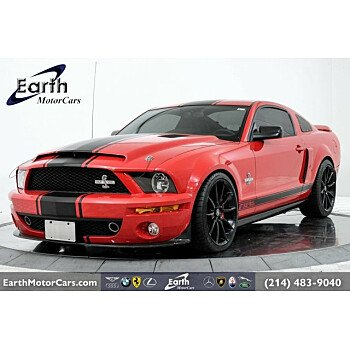 2008 Ford Mustang Shelby GT500 Coupe for sale 101203457