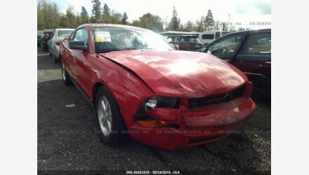 2008 Ford Mustang Coupe for sale 101214922
