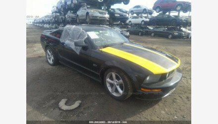 2008 Ford Mustang GT Coupe for sale 101216614