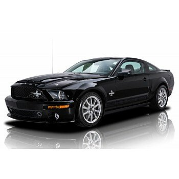 2008 Ford Mustang Shelby GT500 Coupe for sale 101218336