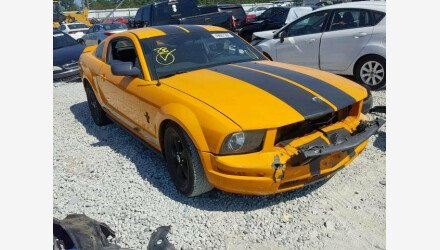 2008 Ford Mustang Coupe for sale 101223792