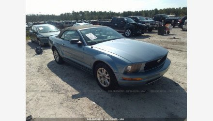 2008 Ford Mustang Convertible for sale 101226001