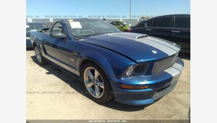 2008 Ford Mustang GT Convertible for sale 101226173
