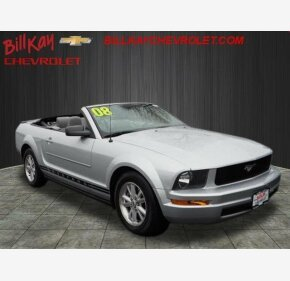 2008 Ford Mustang Convertible for sale 101240169