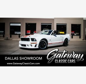 2008 Ford Mustang GT Convertible for sale 101287592