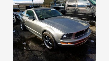2008 Ford Mustang Coupe for sale 101291179