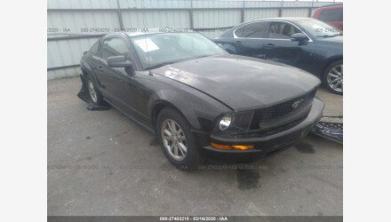 2008 Ford Mustang Coupe for sale 101337676