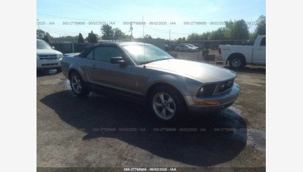 2008 Ford Mustang Convertible for sale 101340379