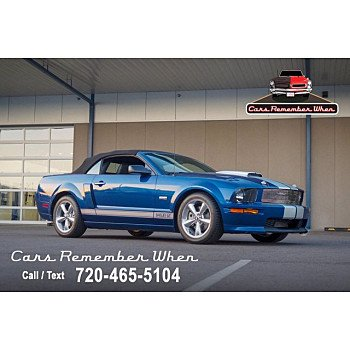 2008 Ford Mustang for sale 101386003