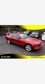 2008 Ford Mustang for sale 101390008
