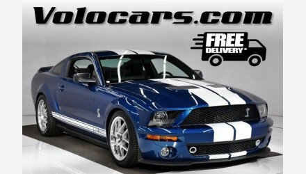 2008 Ford Mustang Shelby GT500 for sale 101391289
