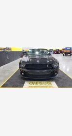 2008 Ford Mustang Shelby GT500 Convertible for sale 101407533