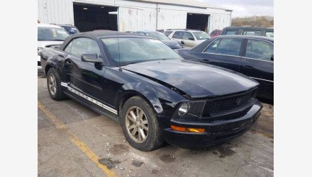 2008 Ford Mustang Convertible for sale 101407728