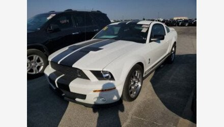 2008 Ford Mustang Shelby GT500 for sale 101409564